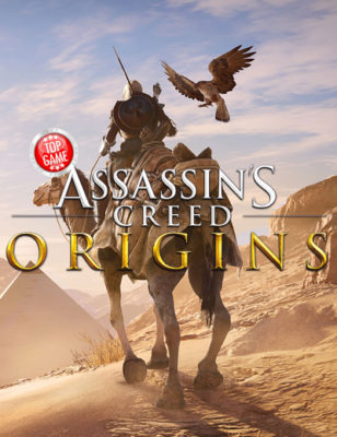 Assassin's Creed Origins Eagle Senu is Not Just a Scouting Tool