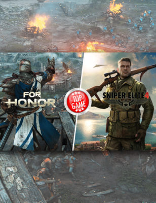 Out Now Are The Most Anticipated For Honor and Sniper Elite 4