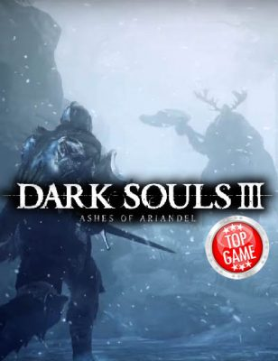 The New Expansion for Dark Souls 3 Ashes Ariandel
