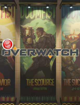 Overwatch Hints On Doomfist All Over The Public Test Region