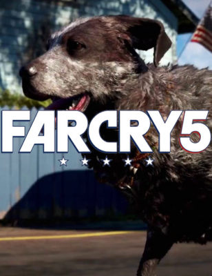 "Far Cry 5 Best Gun For Hire Is A Mutt Named ""Boomer"""