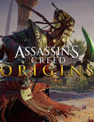 Assassins Creed Origins Launch Trailer For The Curse Of The Pharaohs
