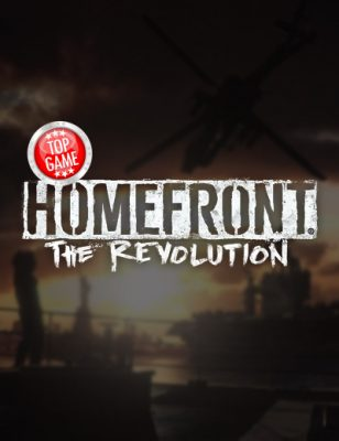 "Homefront the Revolution Has A New Trailer ""America Has Fallen"""