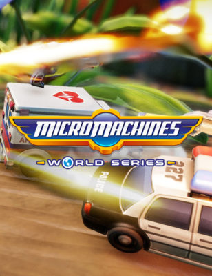 The Reveal of the Micro Machines World Series System Requirements