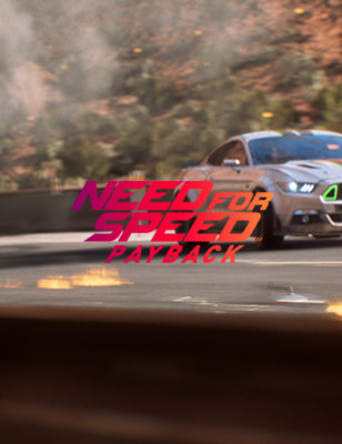 Brand New Need For Speed Game Announced: Need For Speed Payback!