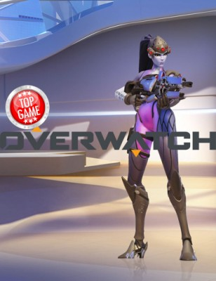 Overwatch New Video Features Widowmaker