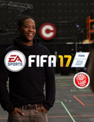 Watch The Making of FIFA 17's The Journey