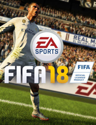 Cristiano Ronaldo on the Cover of FIFA 18 Revealed by EA