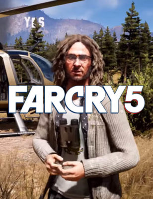 Far Cry 5 Gameplay Video Features Larry Parker!