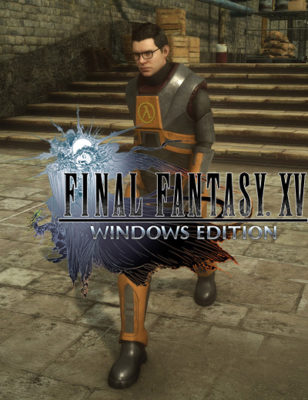 Final Fantasy 15 Windows Edition Costume Is Iconic Gordon Freeman