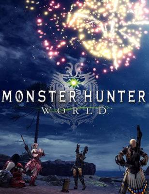 Now Live! Monster Hunter World Spring Blossom Fest Event!