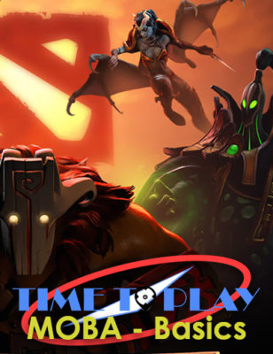 Time To Play: The Basics of MOBA