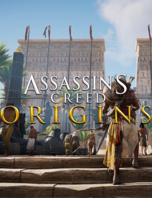 Expect A Huge Assassin's Creed Origins Open World, Says Ubisoft