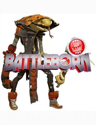 Battleborn has a 27th character! Meet Pendles!