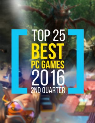 Metacritic Reviews Gives It's Top 25 PC Games for 2016