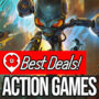 Best Top Action Game Deals Now (August 2020)