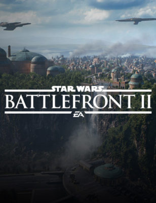Coming This Fall, Star Wars Battlefront 2 Multiplayer Beta