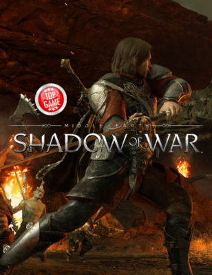 Legendary Stuff With The Middle Earth Shadow of War Mini Game