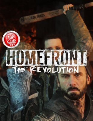 Homefront The Revolution New Gameplay Video Hearts and Minds 101