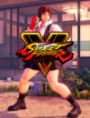 Street Fighter 5 Character Sakura Can Be Played For Free!