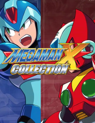 Mega Man X Legacy Collection 1 and 2 Revealed
