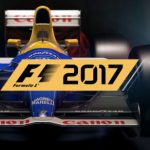 New F1 2017 Trailer Reveals Two Classic Williams Cars
