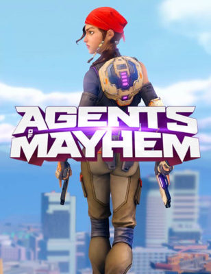 Get to See Gremlin and Ariadne In New Agents of Mayhem Trailer