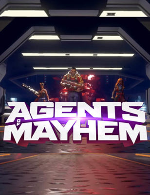 Introducing The Bombshells In Agents of Mayhem Trailer