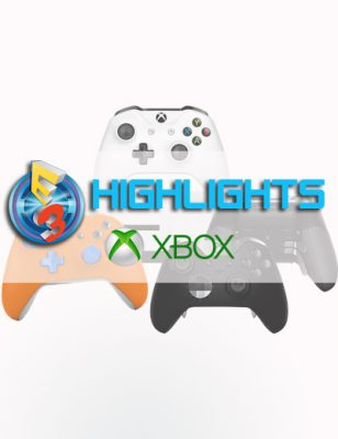 Get The Highlights of Xbox E3 Here!