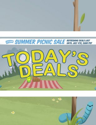 June 25 Highlights For Steam Summer Picnic Sale!