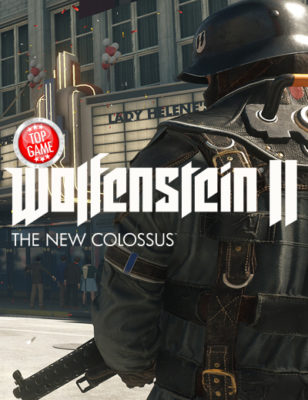 30 Minutes of Pure Action Brought to You By Wolfenstein 2 The New Colossus Gameplay