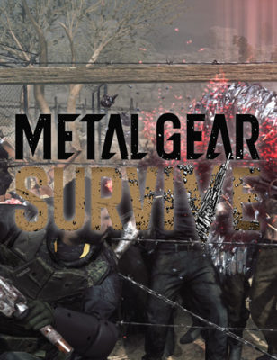 Metal Gear Survive Available Online Only WIth Microtransactions