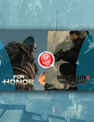 Top 2 Spots Of UK Sales Charts Go To For Honor and Sniper Elite 4