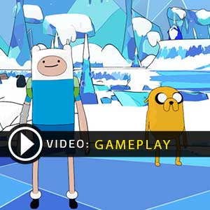 Adventure Time Pirates of the Enchiridion Gameplay Video