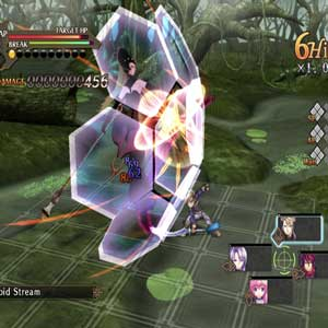 Agarest Generations of War 2 Rapid Stream