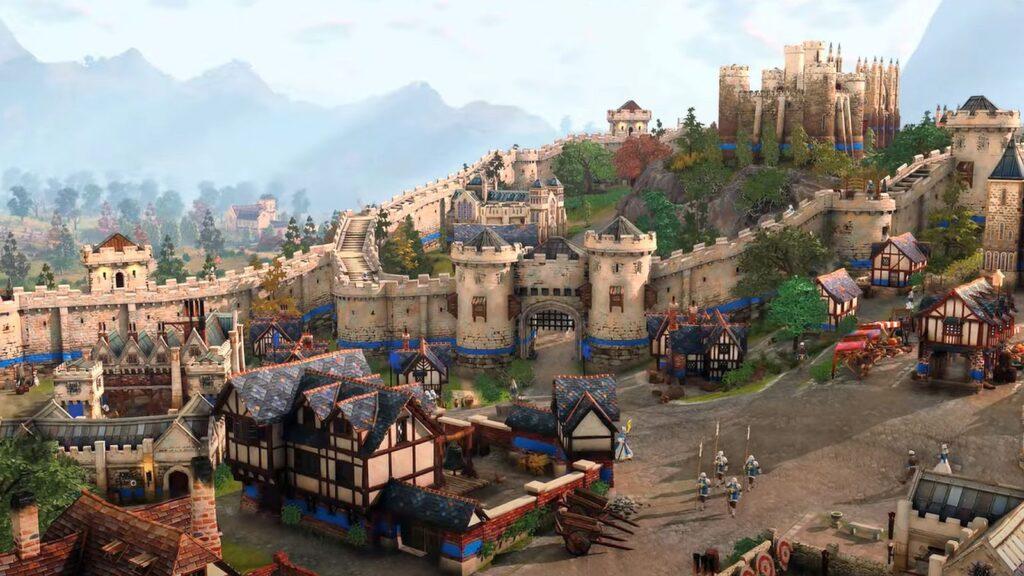 Age of Empires 4 Civilization