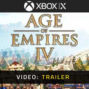 Age of Empires 4 Xbox Series X Video Trailer