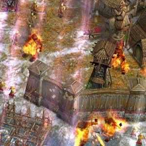 Age of Mythology - Fire Attack