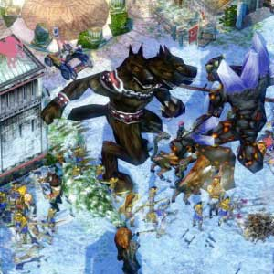 Age of Mythology - Cerberus