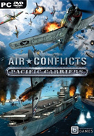 Air Conflict Pacific Carriers