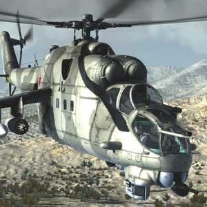 Air Missions HIND - Chopper