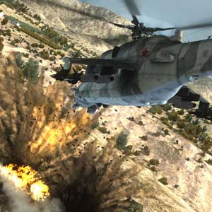 Air Missions HIND - Attack