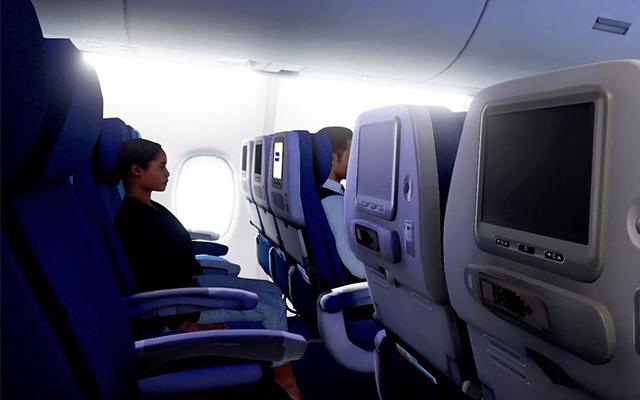 Airplane Mode Passengers