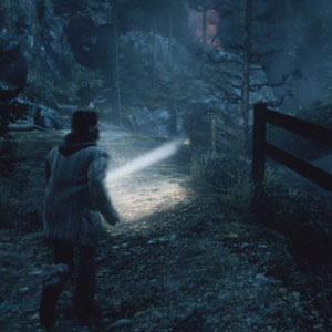Alan wake Explore