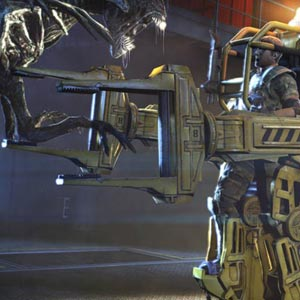 Aliens Colonial Marines Boss Battle