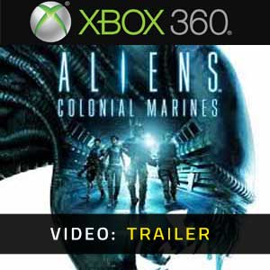 Aliens Colonial Marines Video Trailer