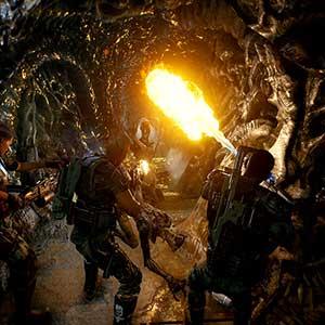 Aliens Fireteam Elite Alien Nest