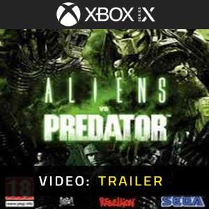 Aliens VS Predator Xbox Series X Video Trailer