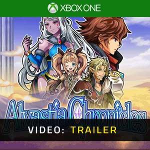 Alvastia Chronicles Trailer Video