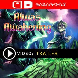 ALWA'S AWAKENING Nintendo Switch Prices Digital or Box Edition
